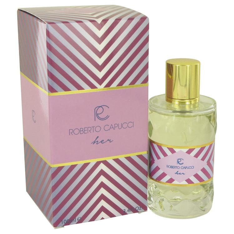 Roberto Capucci by Capucci Eau De Parfum Spray 3.4 oz for Women - Oliavery