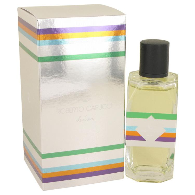 Roberto Capucci by Capucci Eau De Toilette Spray 3.4 oz for Men - Oliavery