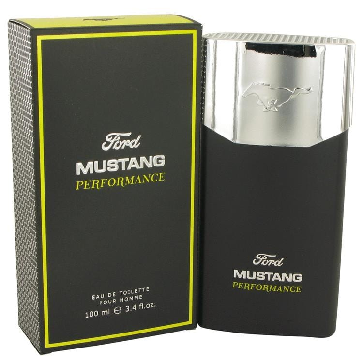 Mustang Performance by Estee Lauder Eau De Toilette Spray 3.4 oz for Men