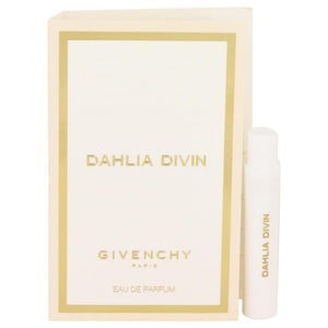 Dahlia Divin by Givenchy Vial (sample EDP) .03 oz for Women - Oliavery