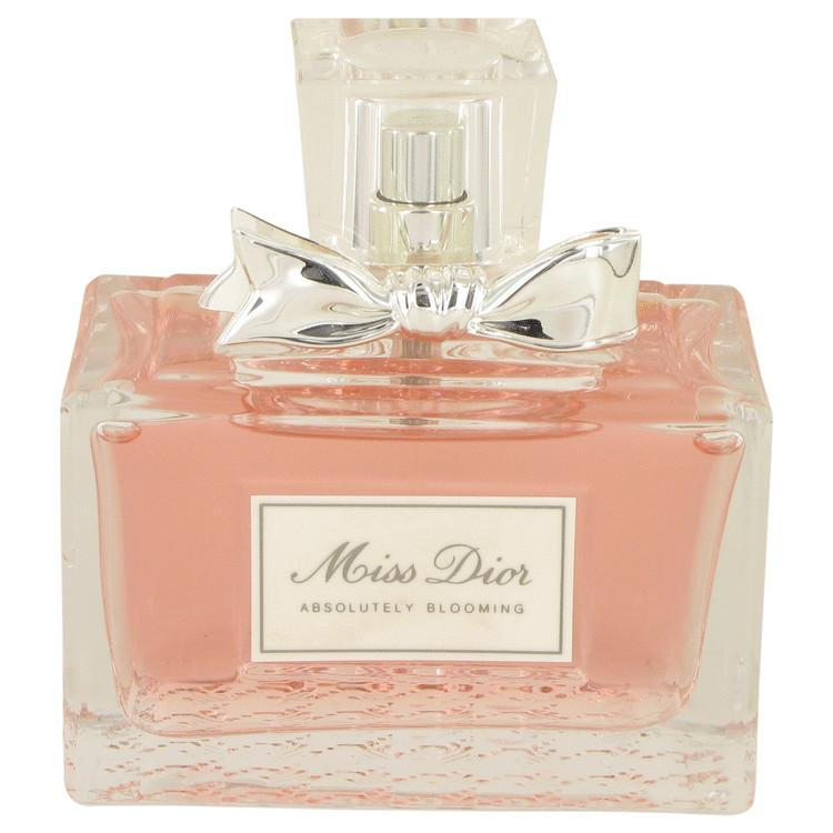 Miss Dior Absolutely Blooming by Christian Dior Eau De Parfum Spray 3.4 oz for Women - Oliavery