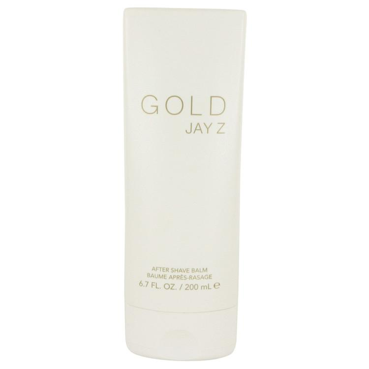 Gold Jay Z by Jay-Z After Shave Balm 6.7 oz for Men - Oliavery
