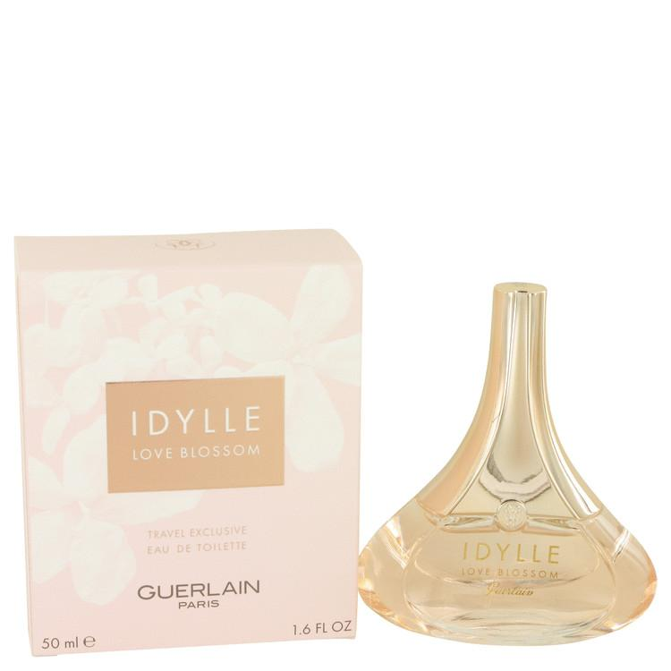 Idylle Love Blossom by Guerlain Eau De Toilette Spray 1.6 oz for Women - Oliavery