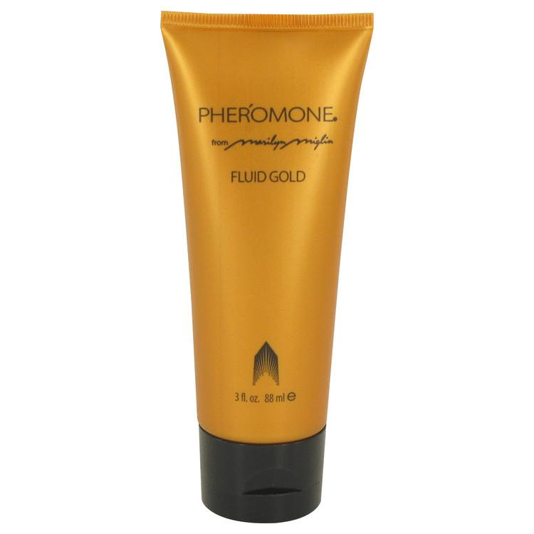 PHEROMONE by Marilyn Miglin Fluid Gold Lotion for Women