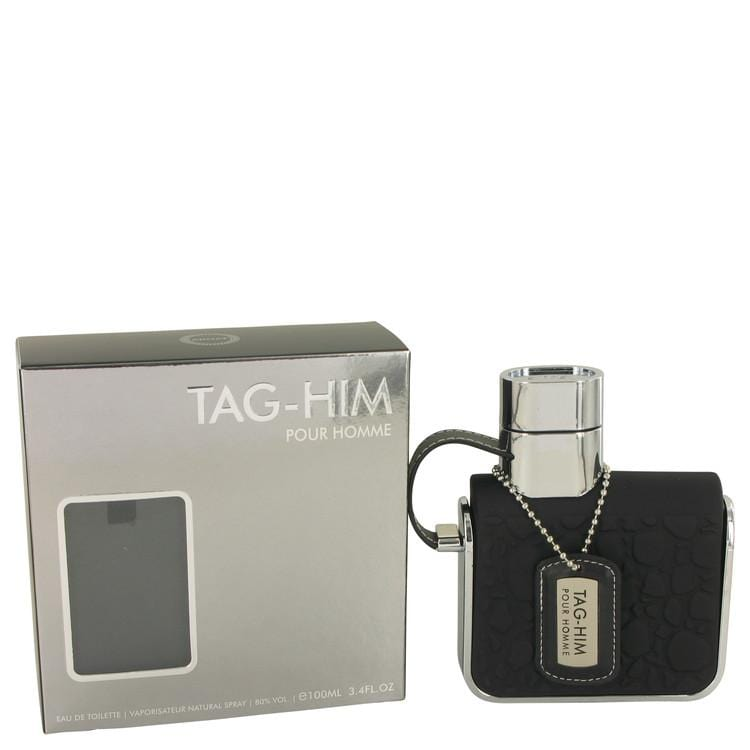 Armaf Tag Him by Armaf Eau De Toilette Spray 3.4 oz for Men - Oliavery