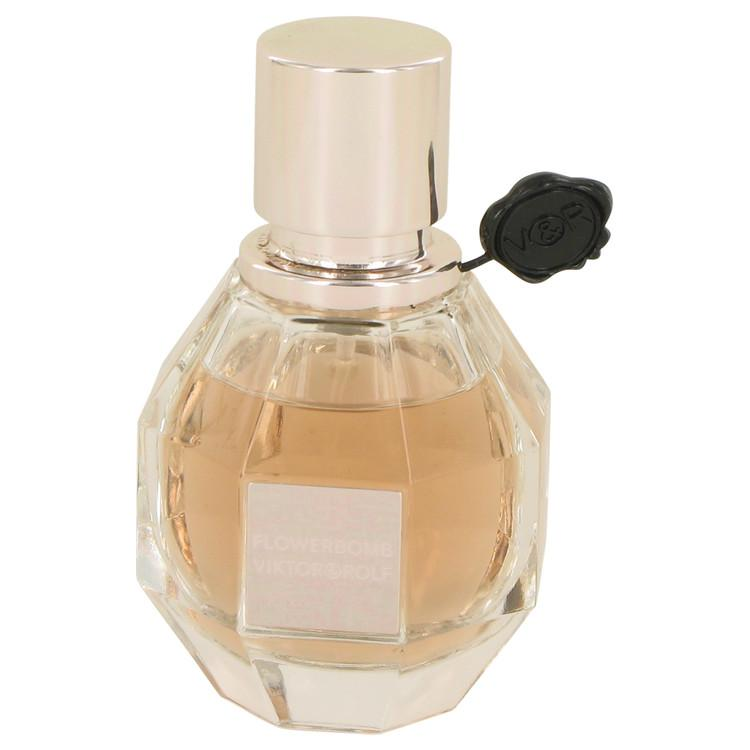 Flowerbomb by Viktor & Rolf Eau De Parfum Spray (unboxed) 1 oz for Women - Oliavery