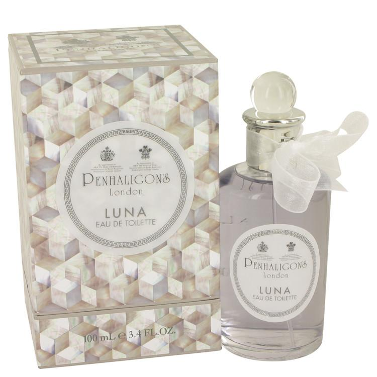 Luna by Penhaligon's Eau De Toilette Spray (Unisex) 3.4 oz for Women - Oliavery