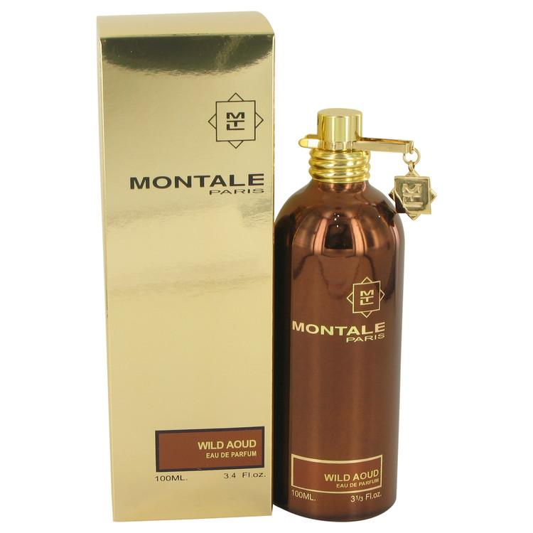 Montale Wild Aoud by Montale Eau De Parfum Spray for Women - Oliavery