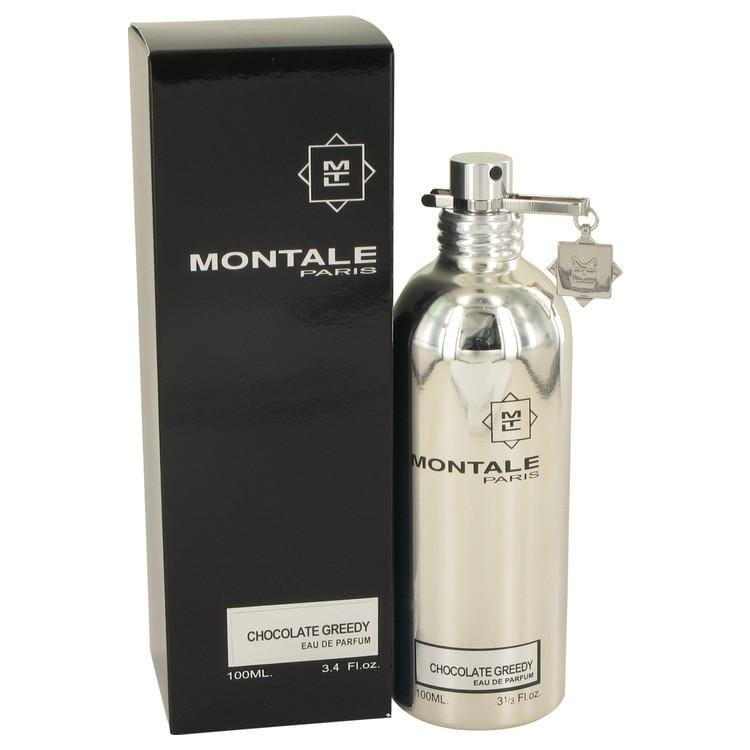 Montale Chocolate Greedy by Montale Eau De Parfum Spray (Unisex) 3.4 oz for Women - Oliavery