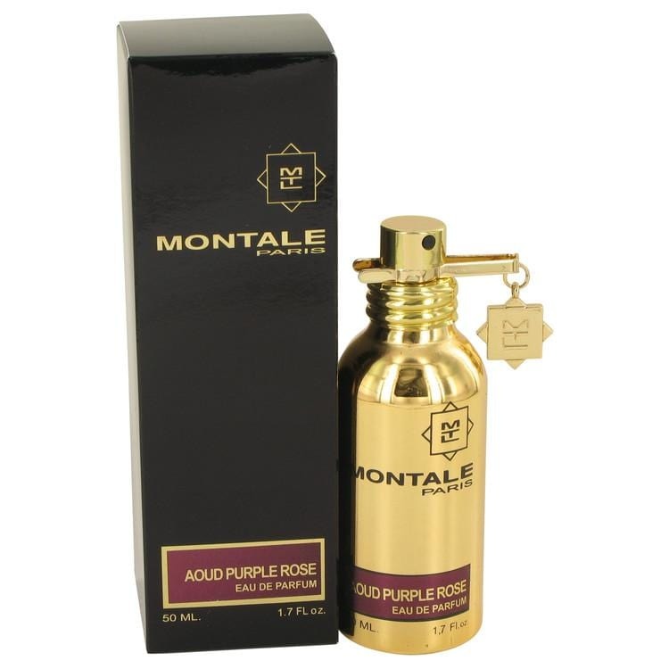 Montale Aoud Purple Rose by Montale Eau De Parfum Spray (Unisex) 1.7 oz for Women - Oliavery