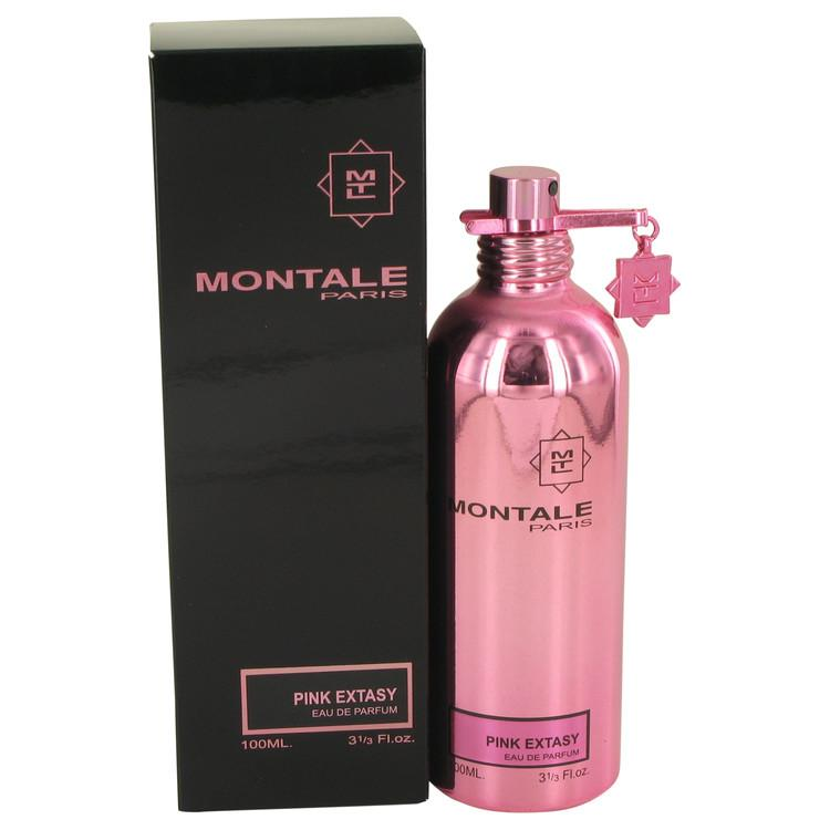 Montale Pink Extasy by Montale Eau De Parfum Spray 3.3 oz for Women - Oliavery