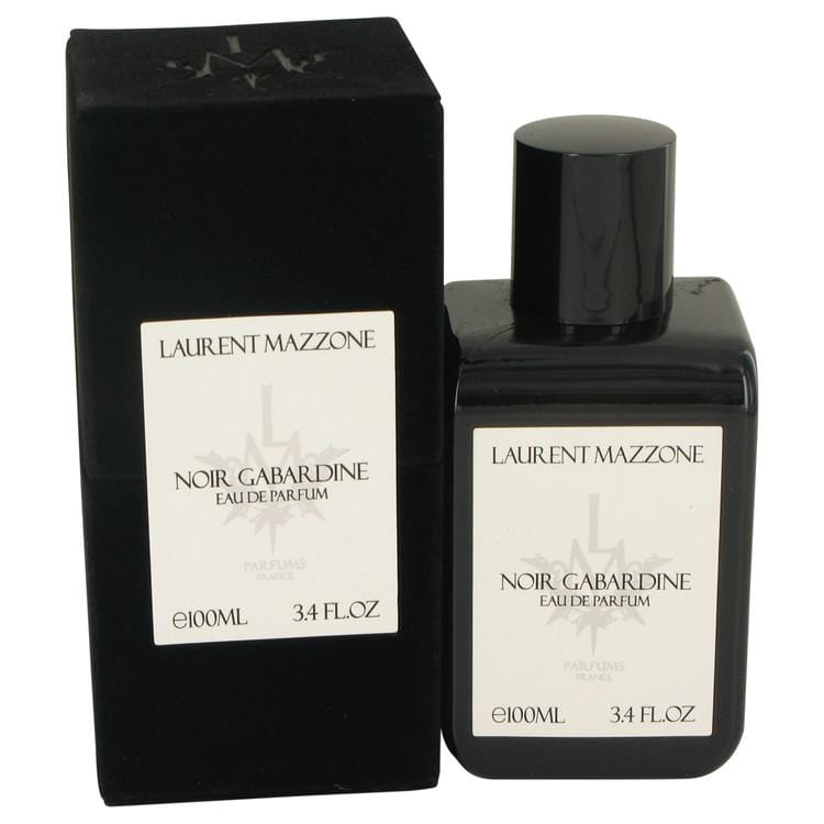 Noir Gabardine by Laurent Mazzone Eau De Parfum Spray (Unisex) 3.4 oz for Women - Oliavery