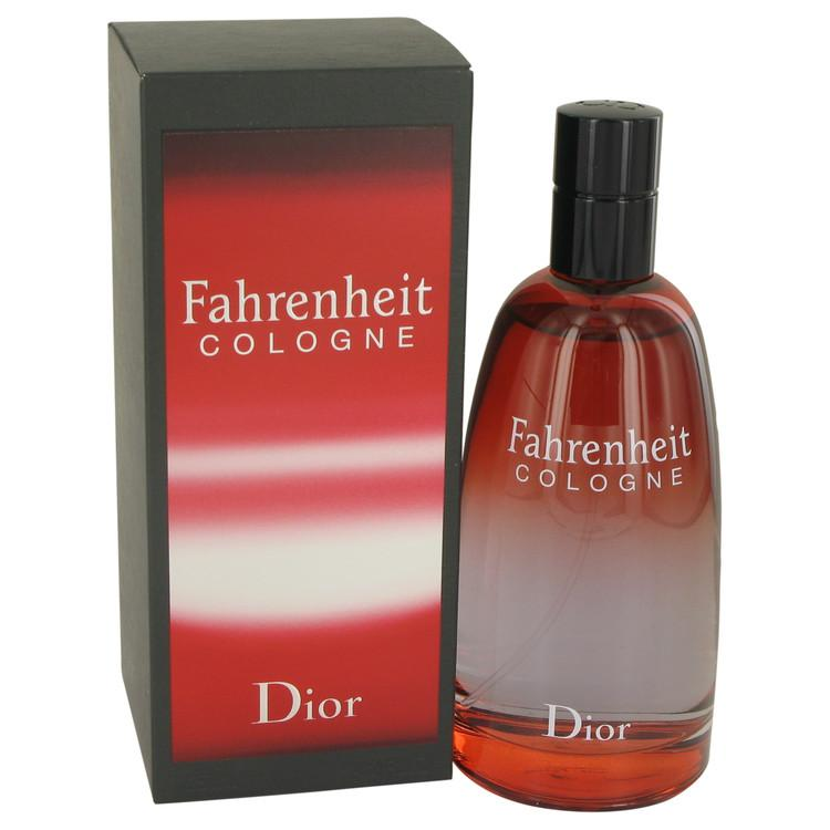 FAHRENHEIT by Christian Dior Cologne Spray 4.2 oz for Men - Oliavery
