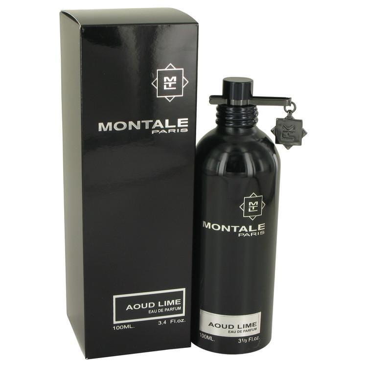 Montale Aoud Lime by Montale Eau De Parfum Spray (Unisex) 3.4 oz for Women - Oliavery
