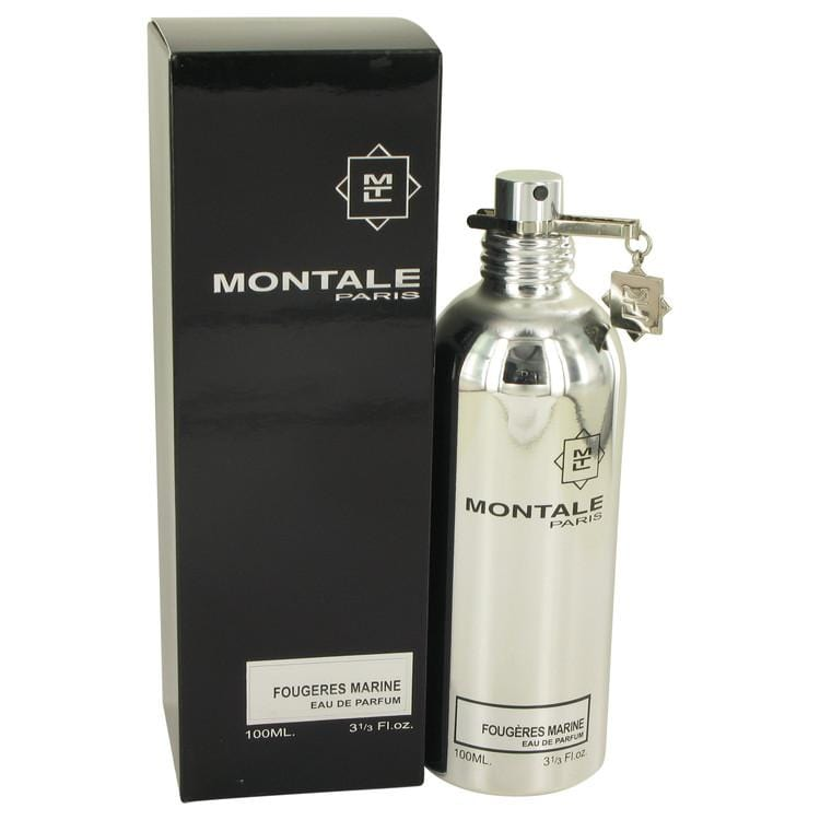 Montale Fougeres Marine by Montale Eau De Parfum Spray (Unisex) 3.4 oz for Women - Oliavery