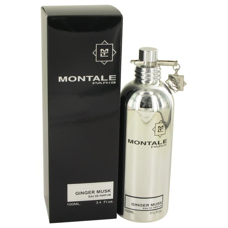 Montale Ginger Musk by Montale Eau De Parfum Spray (Unisex) 3.4 oz for Women - Oliavery