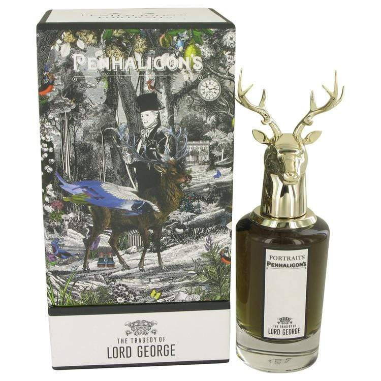 The Tragedy of Lord George by Penhaligon's Eau De Parfum Spray 2.5 oz for Men - Oliavery