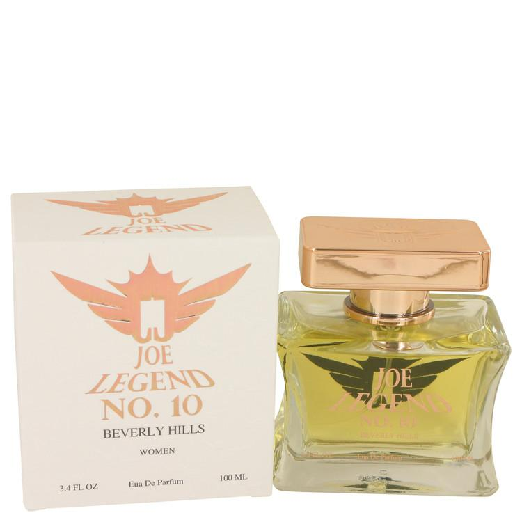 Joe Legend No. 10 by Joseph Jivago Eau De Parfum Spray 3.4 oz for Women - Oliavery