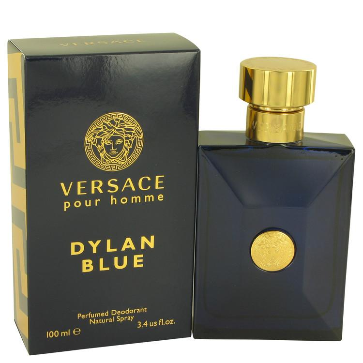 Versace Pour Homme Dylan Blue by Versace Deodorant for Men - Oliavery