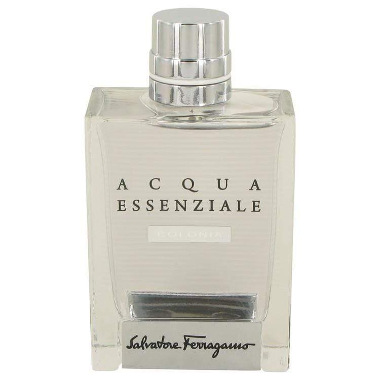 Acqua Essenziale Colonia by Salvatore Ferragamo Eau De Toilette Spray (unboxed) 3.4 oz for Men - Oliavery