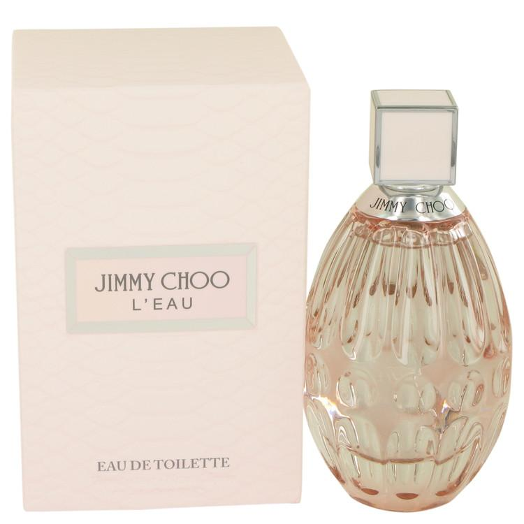 Jimmy Choo L'eau by Jimmy Choo Eau De Toilette Spray 3 oz for Women - Oliavery