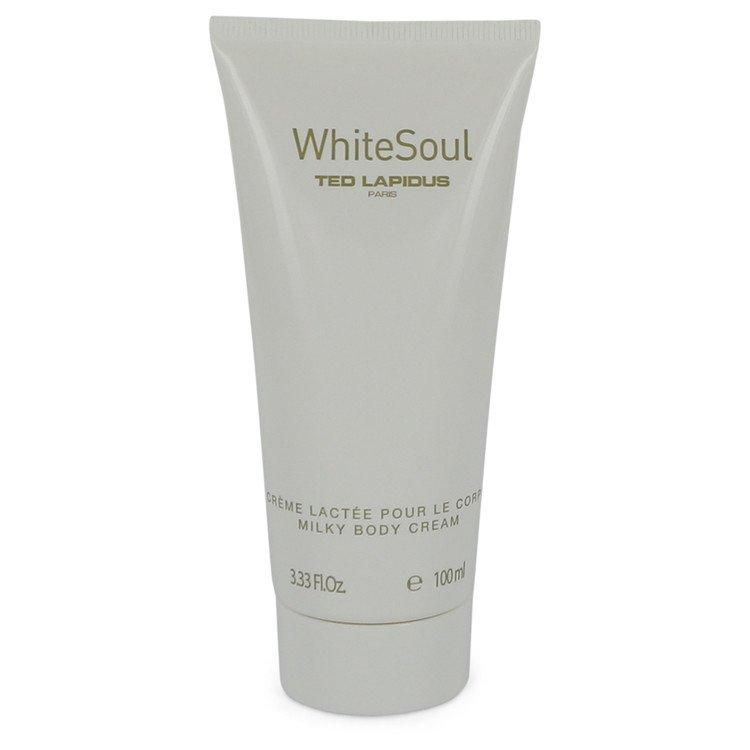 White Soul by Ted Lapidus Body Milk 3.4 oz for Women - Oliavery