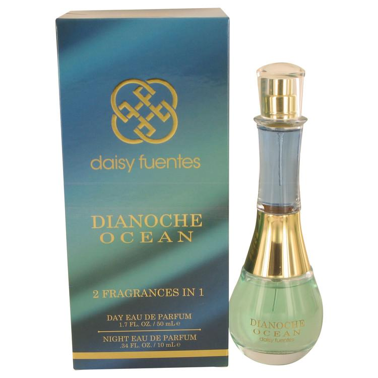 Dianoche Ocean by Daisy Fuentes Includes Two Fragrances Day 1.7 oz and Night .34 oz Eau De Parfum Spray 1.7 oz for Women - Oliavery