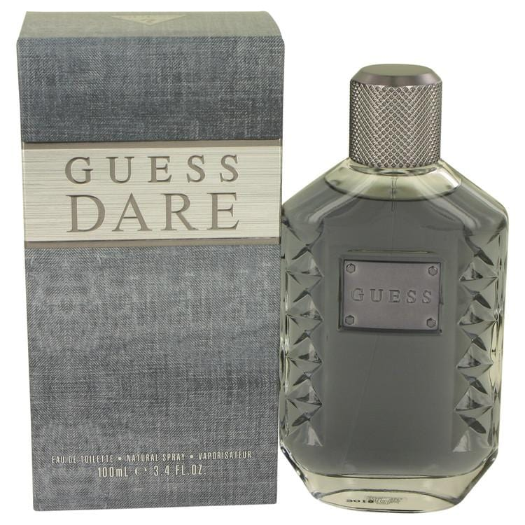 Guess Dare by Guess Eau De Toilette Spray 3.4 oz for Men - Oliavery