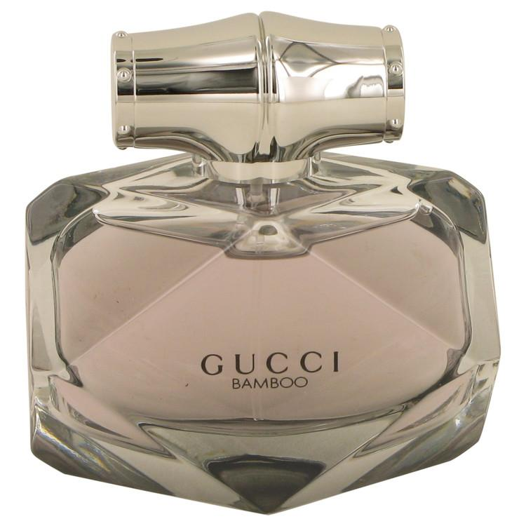 Gucci Bamboo by Gucci Eau De Parfum Spray (unboxed) 2.5 oz for Women - Oliavery
