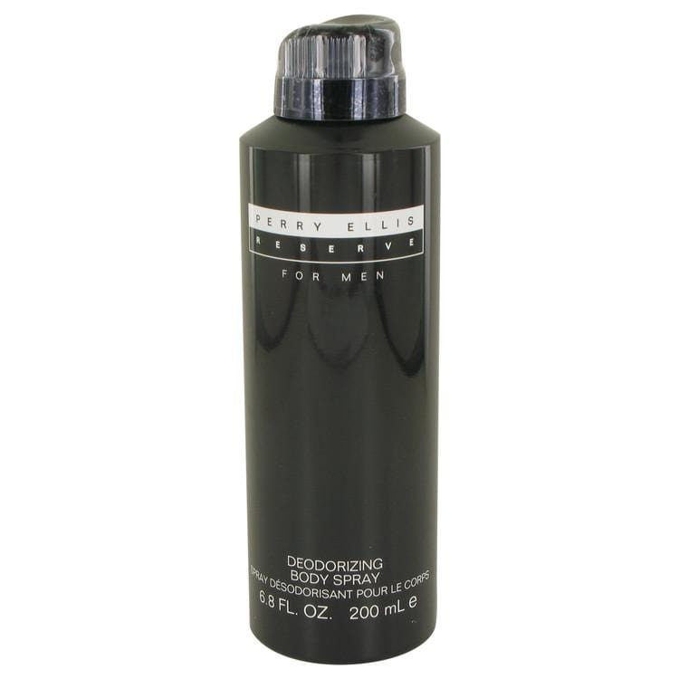 PERRY ELLIS RESERVE by Perry Ellis Body Spray 6.8 oz for Men - Oliavery