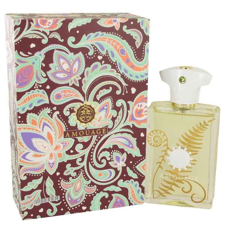 Amouage Bracken by Amouage Eau De Parfum Spray 3.4 oz for Men - Oliavery
