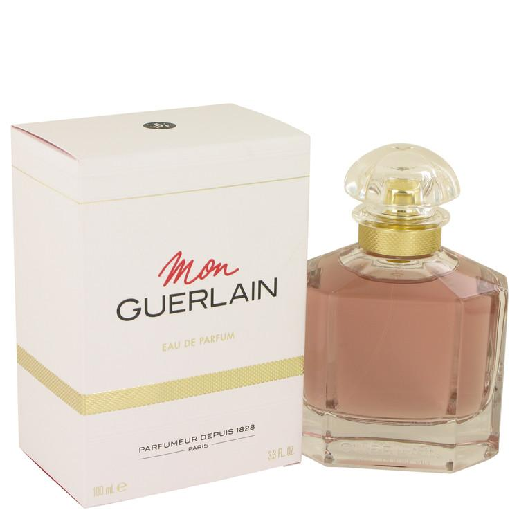 Mon Guerlain by Guerlain Eau De Parfum Spray for Women - Oliavery