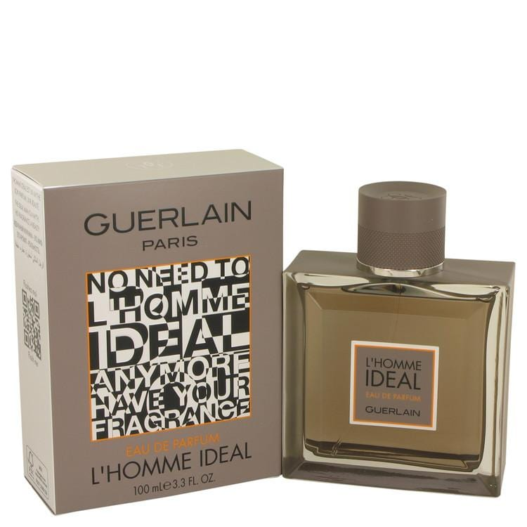 L'homme Ideal by Guerlain Eau De Parfum Spray for Men - Oliavery