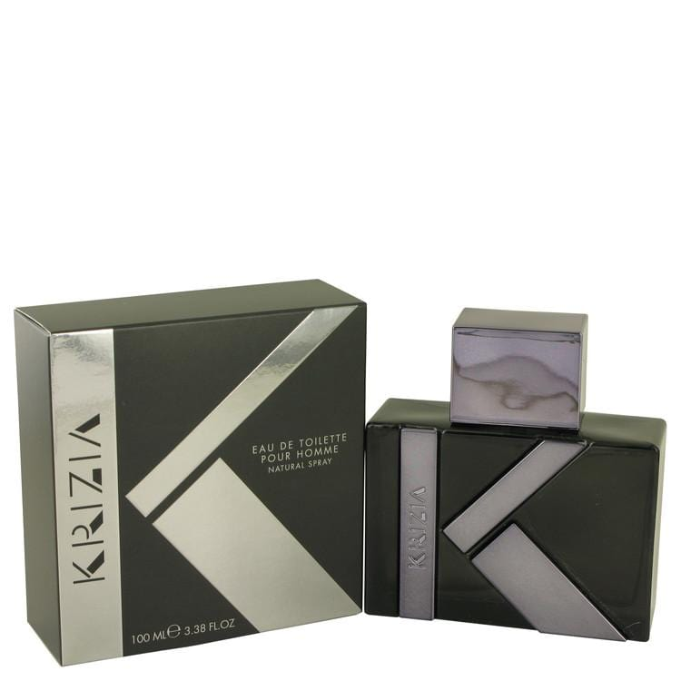 Krizia Pour Homme by Krizia Eau De Toilette Spray 3.38 oz for Men - Oliavery