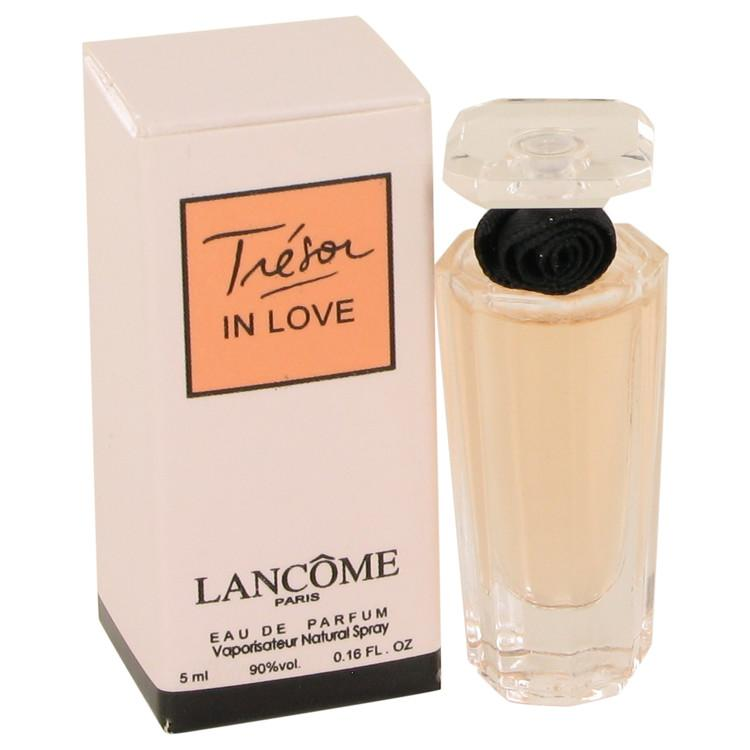 Tresor In Love by Lancome Mini EDP .16 oz for Women - Oliavery
