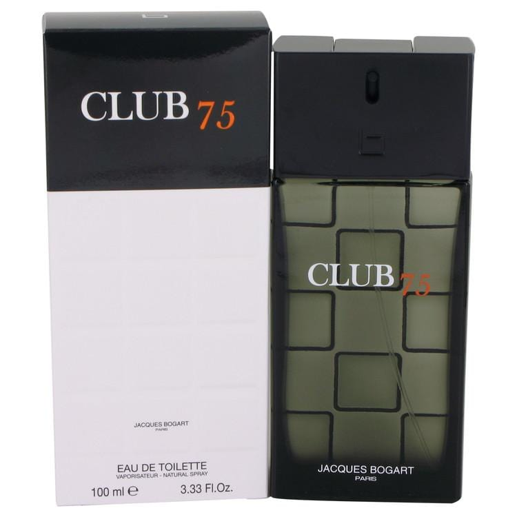 Jacques Bogart Club 75 by Jacques Bogart Eau De Toilette Spray 3.33 oz for Men - Oliavery