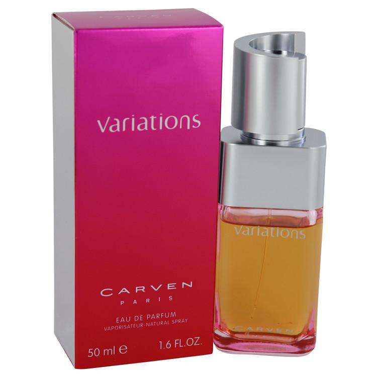 VARIATIONS by Carven Eau De Parfum Spray 1.7 oz for Women - Oliavery
