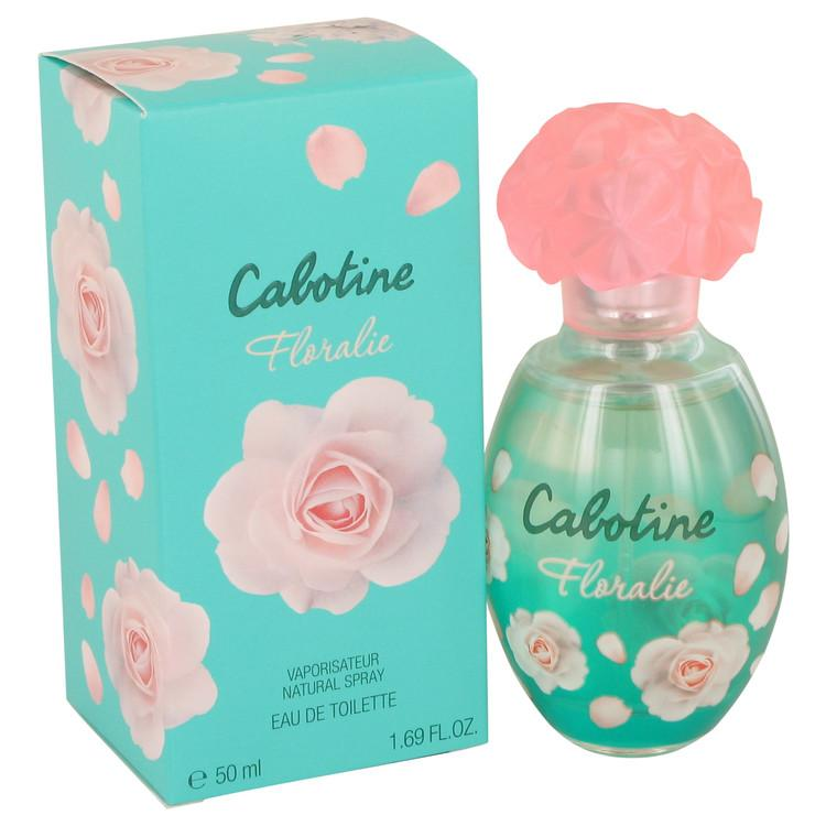 Cabotine Floralie by Parfums Gres Eau De Toilette Spray for Women - Oliavery