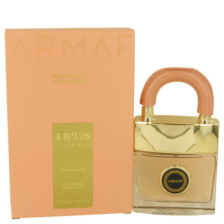 Armaf Opus by Armaf Eau De Parfum Spray 3.4 oz for Women - Oliavery