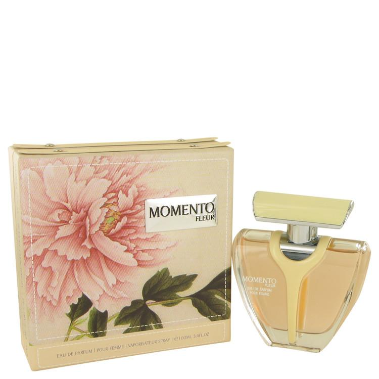 Armaf Momento Fleur by Armaf Eau De Parfum Spray 3.4 oz for Women - Oliavery