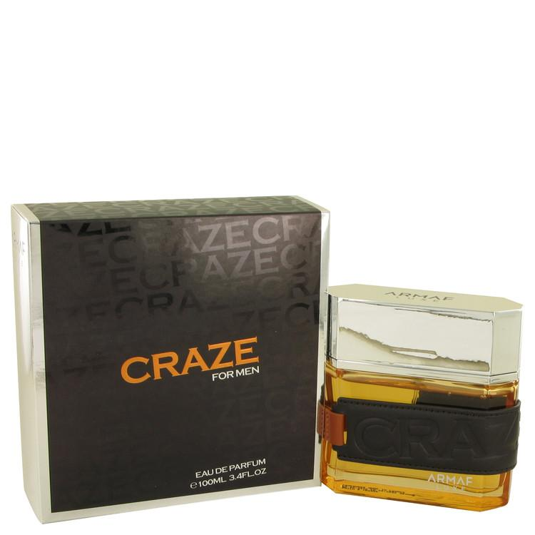 Armaf Craze by Armaf Eau De Parfum Spray 3.4 oz for Men - Oliavery