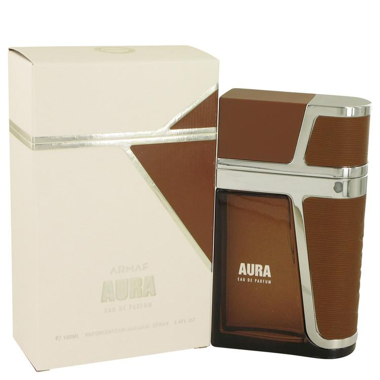 Armaf Aura by Armaf Eau De Parfum Spray 3.4 oz for Men - Oliavery