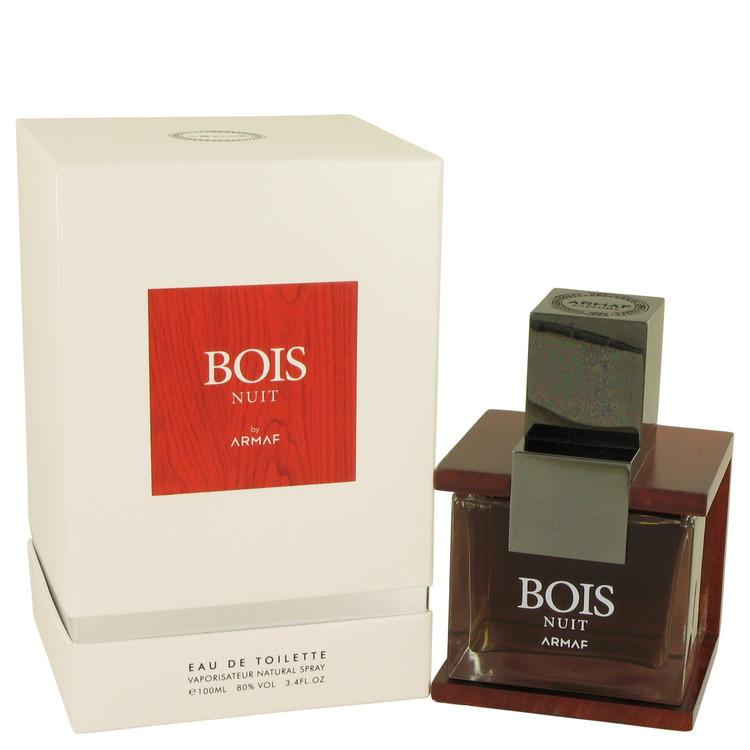 Armaf Bois Nuit by Armaf Eau De Toilette Spray 3.4 oz for Men - Oliavery