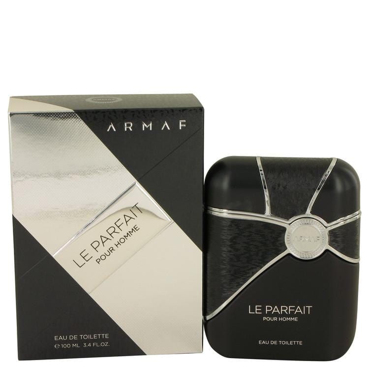 Armaf Le Parfait by Armaf Eau De Toilette Spray 3.4 oz for Men - Oliavery