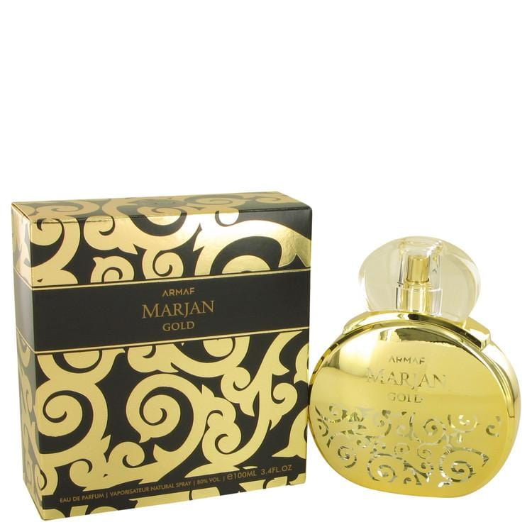 Armaf Marjan Gold by Armaf Eau De Parfum Spray 3.4 oz for Women - Oliavery