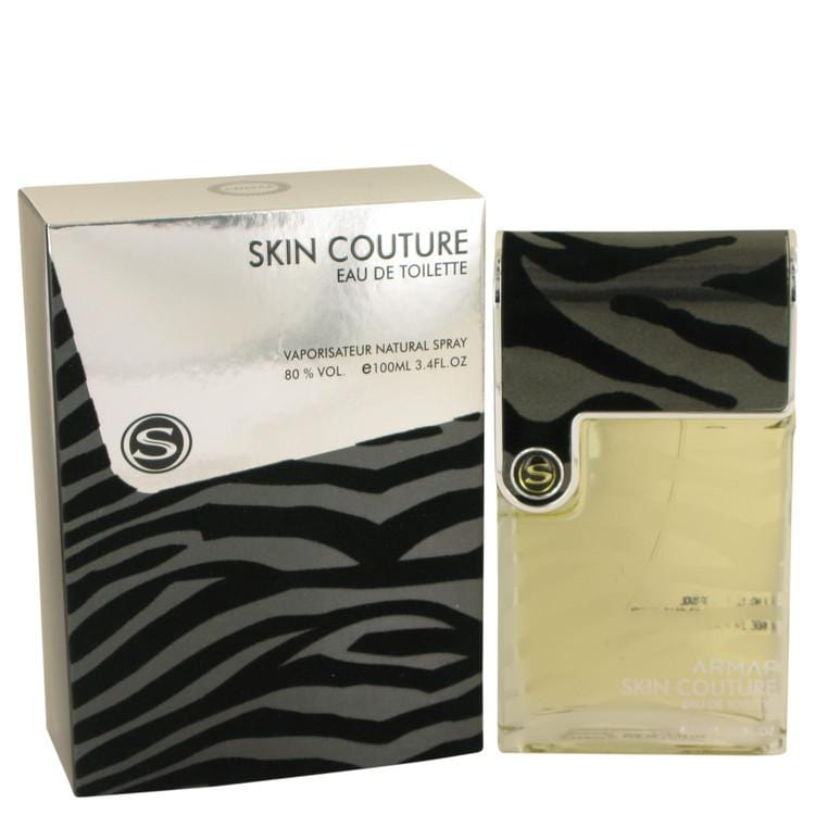 Armaf Skin Couture by Armaf Eau De Toilette Spray 3.4 oz for Women - Oliavery