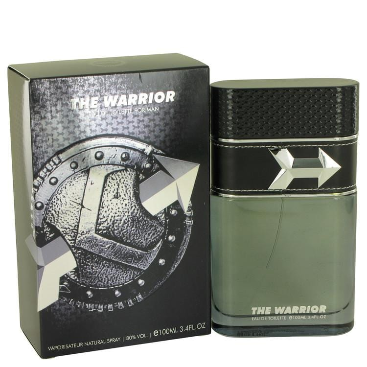 Armaf The Warrior by Armaf Eau De Toilette Spray 3.4 oz for Men - Oliavery