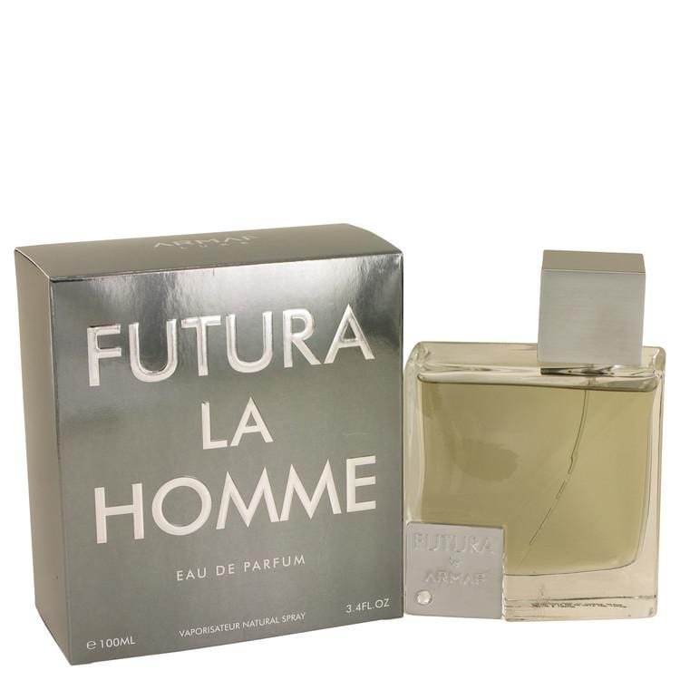 Armaf Futura La Homme by Armaf Eau De Parfum Spray 3.4 oz for Men - Oliavery