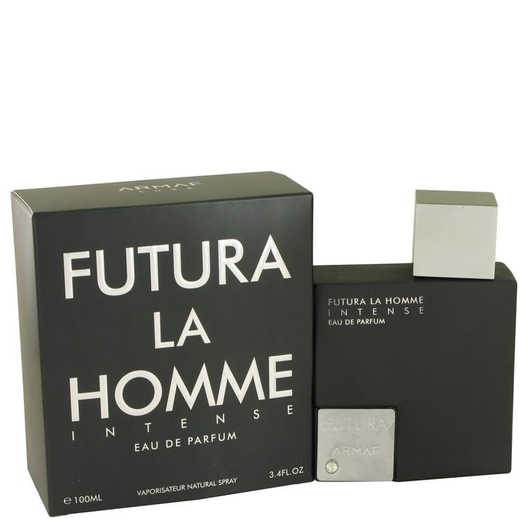 Armaf Futura La Homme Intense by Armaf Eau De Parfum Spray 3.4 oz for Men - Oliavery