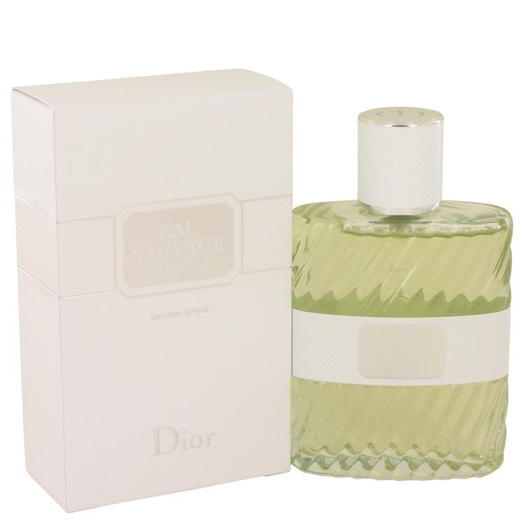 Eau Sauvage Cologne by Christian Dior Cologne Spray 3.4 oz for Men